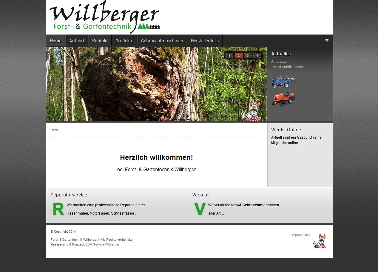 Forst-& Gartentechnik Willberger